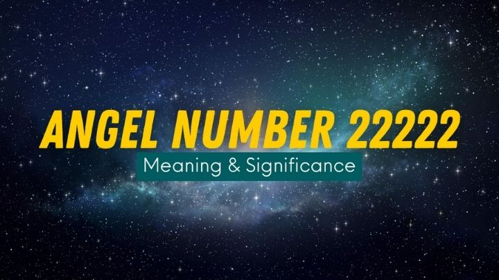 Angel Number 22222 Meaning