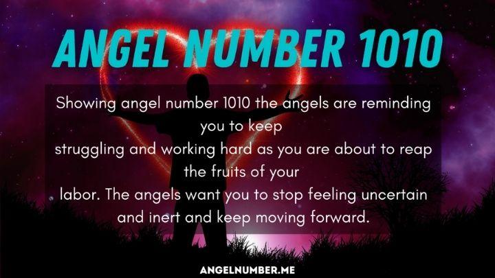 Seeing 1010 Angel Number