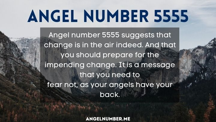 5555 angel number twin flame