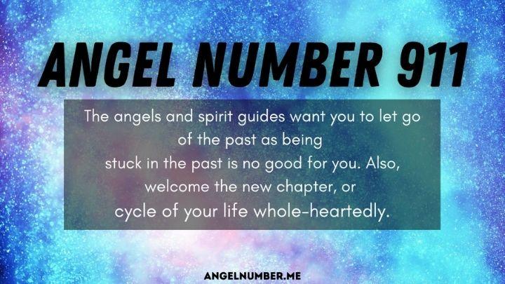 Seeing 911 Angel Number