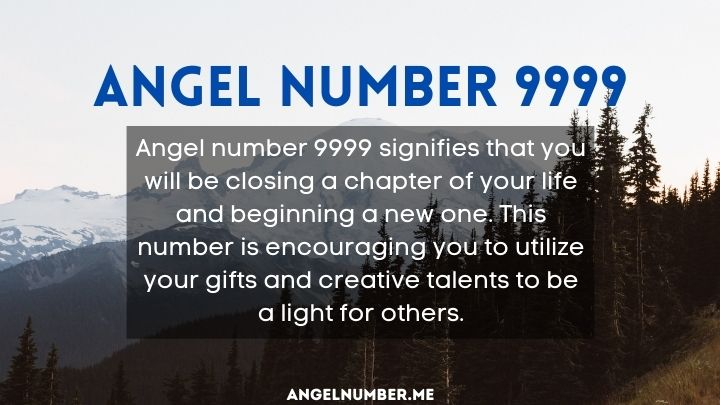 seeing 9999 angel number