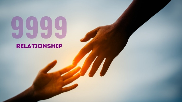 angel number 9999 relationship
