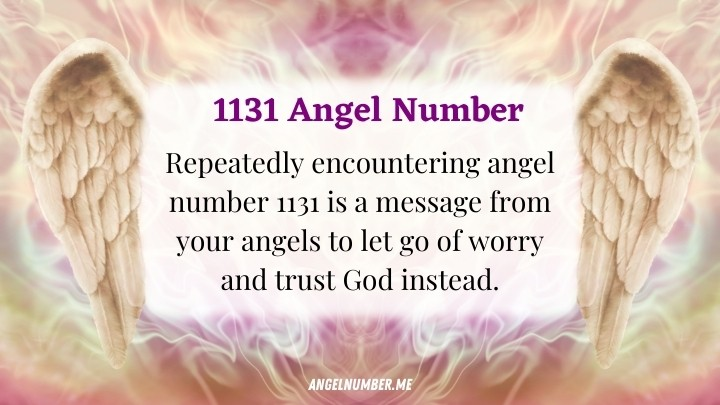 Angel Number 1131 Meaning