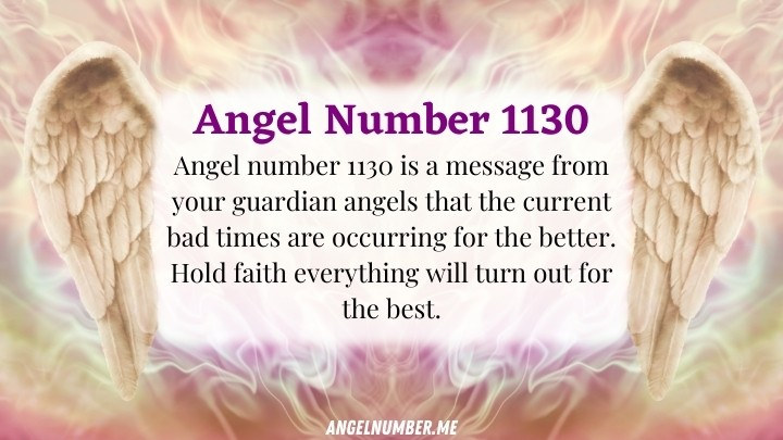 Seeing 1130 Angel Number